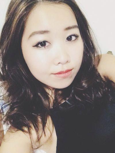 Selfie That's Me Asian Girl