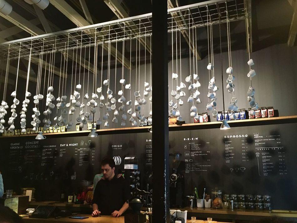 Coffee Chill Out Cafe Origo Bucharest