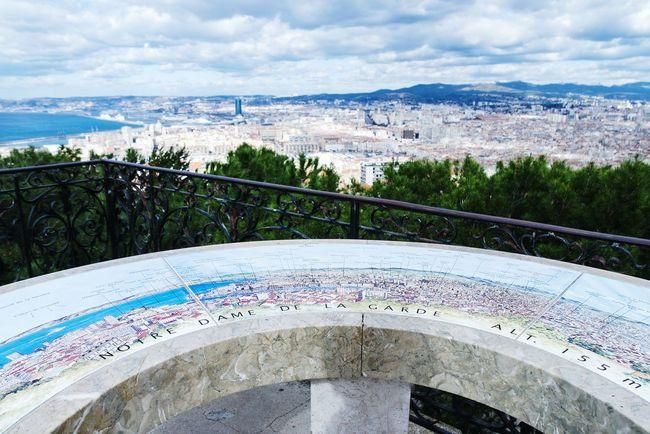 View of Marseille from Notre Dame de La Garde Taking Photos Landscape_Collection Landscape EyeEm Best Shots Open Edit Fresh 3 Eye4photography  Cloudporn
