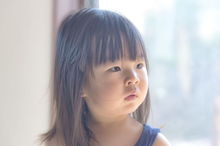 Child Cute Enjoying Life Enjoying The View Focus On Foreground From My Point Of View Girl Innocence My First Grandchild One Person Portrait Shot On Nikon Shotoftheday 杏心