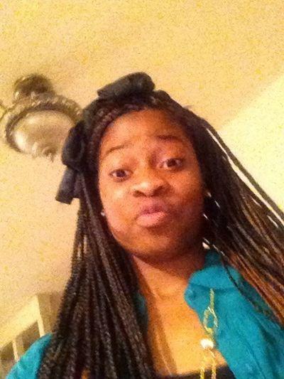 Follow my beautiful sister @Enonedriaa #SoPretty #SheFollowBack #ILoveHer