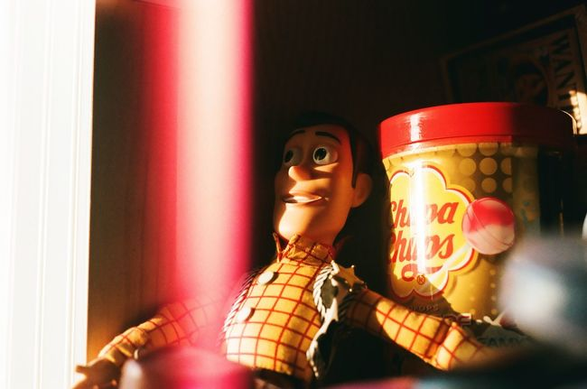 Woody Toystory Film Film Photography