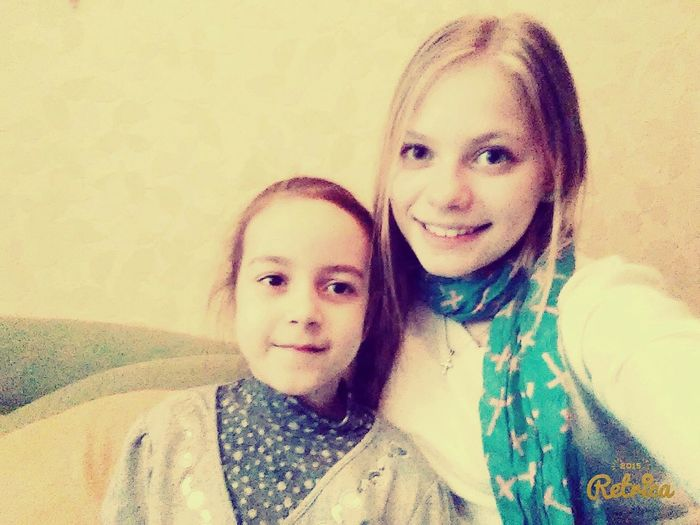 сестра моя любіма люблю💖💖 моя маленька