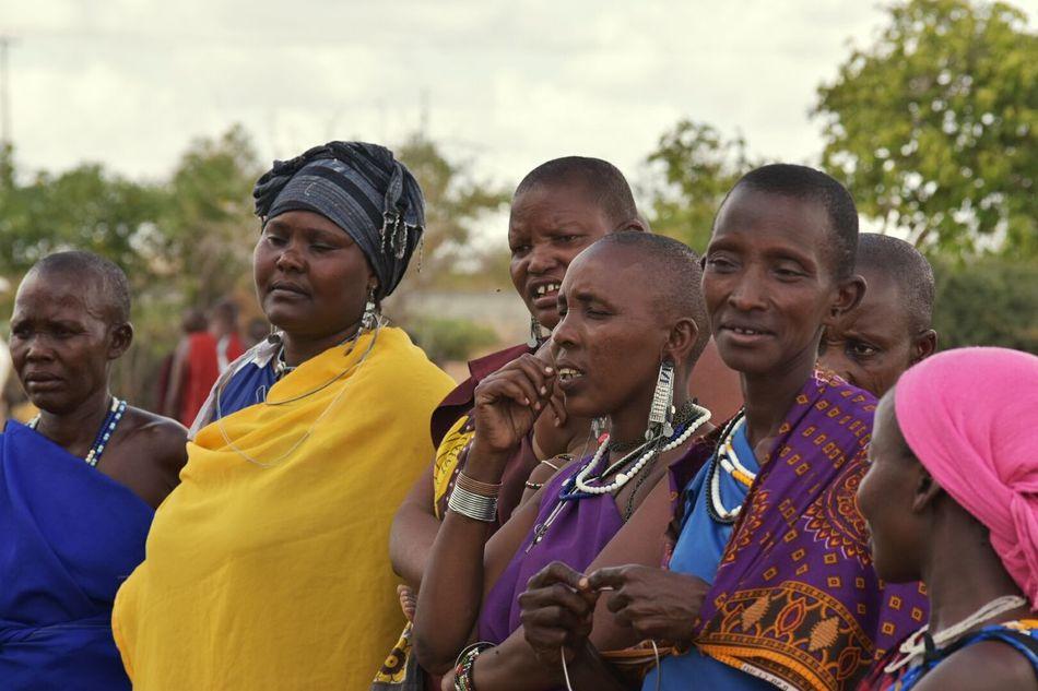 Women Around The World Masai Woman Portrait Masai_people Africanwoman Kenya
