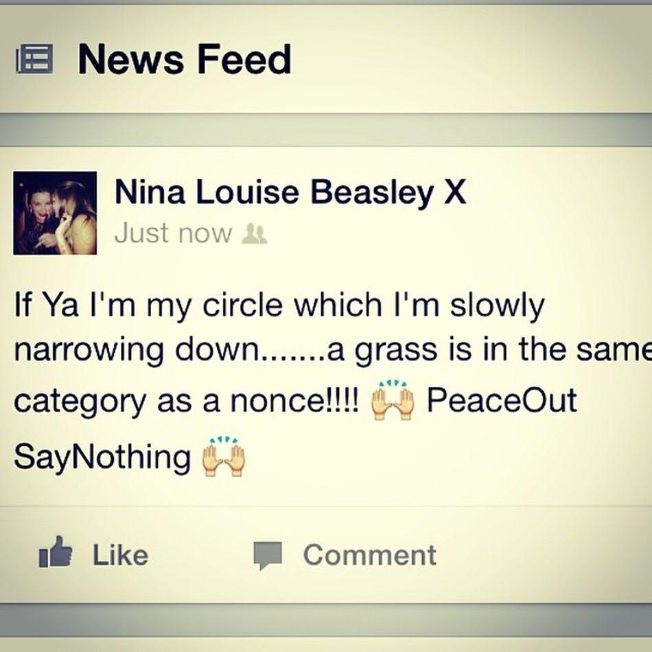 Saynothing ?