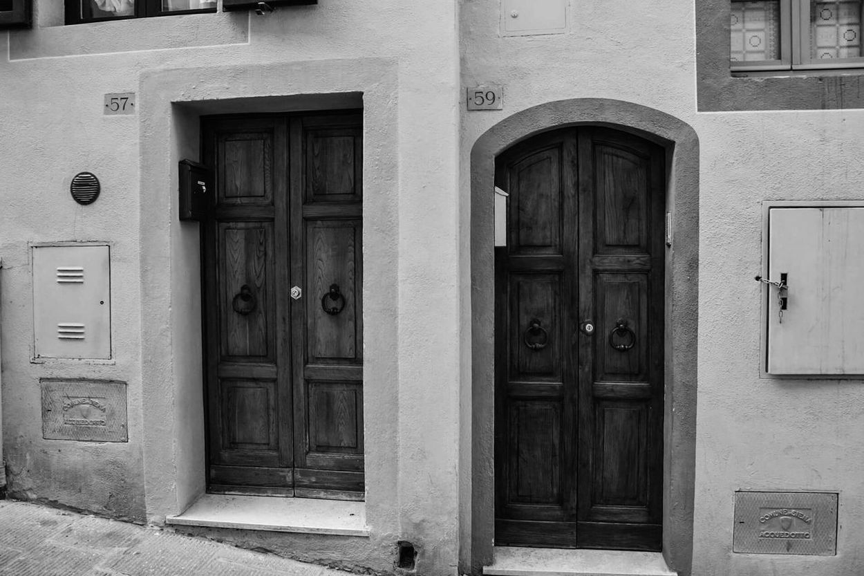 Architecture Door Built Structure Building Exterior Closed House Residential Structure Entrance Safety Residential Building Doorway Protection Front Door Security Closed Door Arch Façade Day Outdoors Entryway