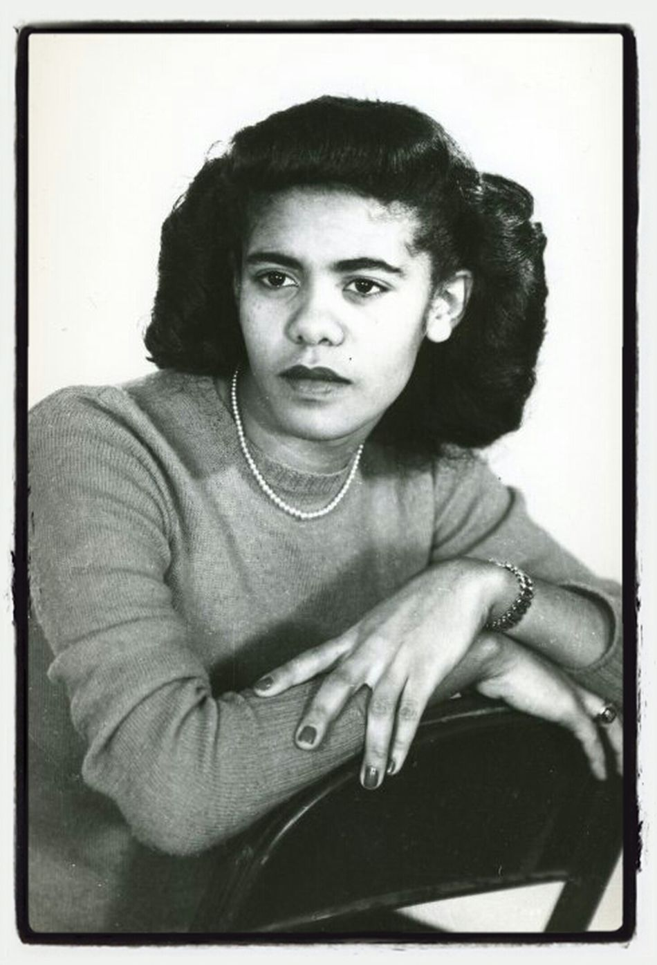 Happy Mothers Day!(my mum age 15)