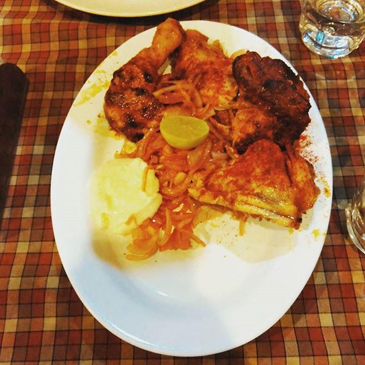 Dinner Chickengrill Newyear2016 Igfood BrigadeRoad Bangalore Bangalorediaries Foodie Ig_bangalore Ig_india