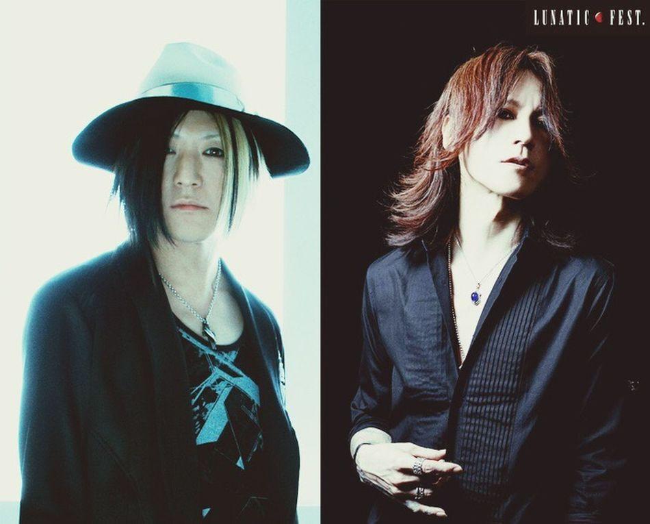 GLAY HISASHI Luna Sea X JAPAN Sugizo