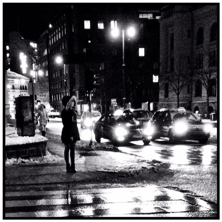 AMPt - Lost in Oslo by Ria Molde