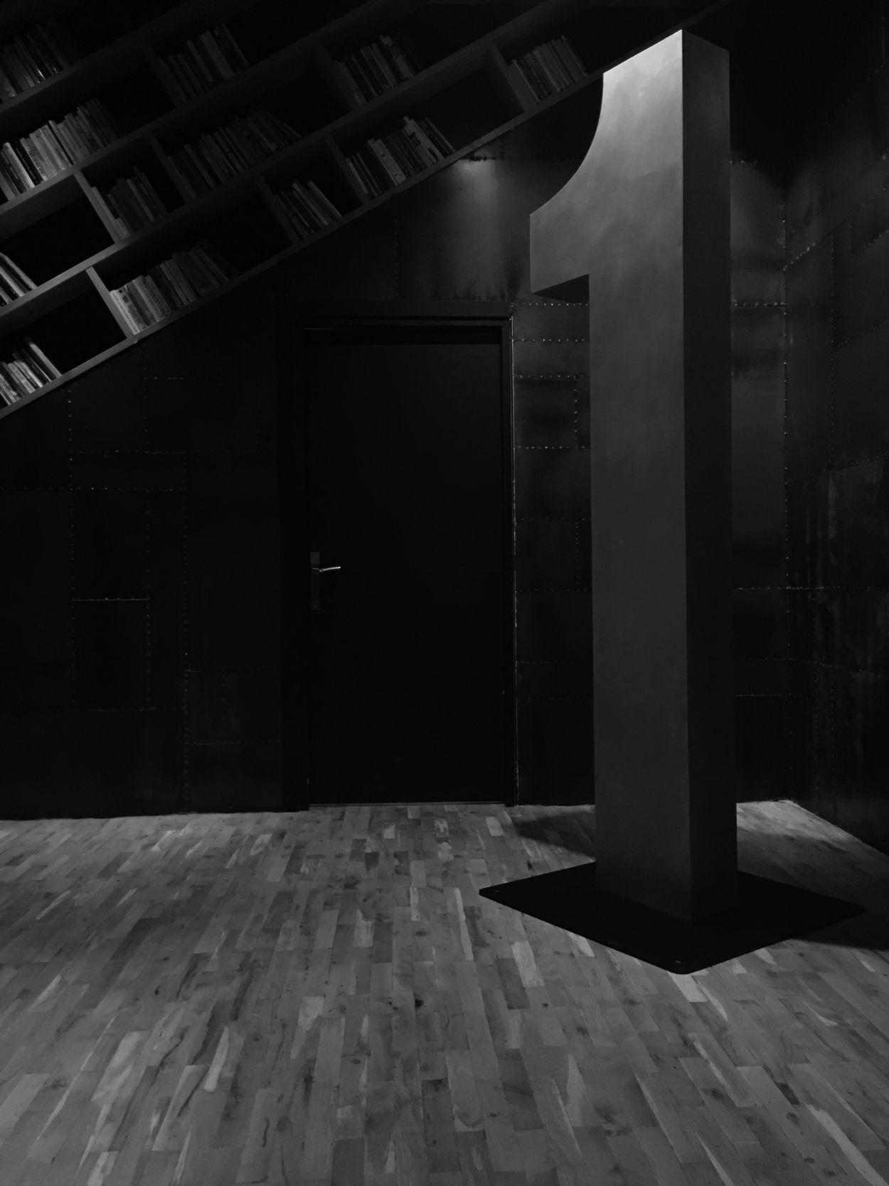 Folkarttowers Cinemapink Built Structure Architecture Door Doorway No People Indoors  Building Exterior Open Door Day Blackandwhite Izmir First Eyeem Photo