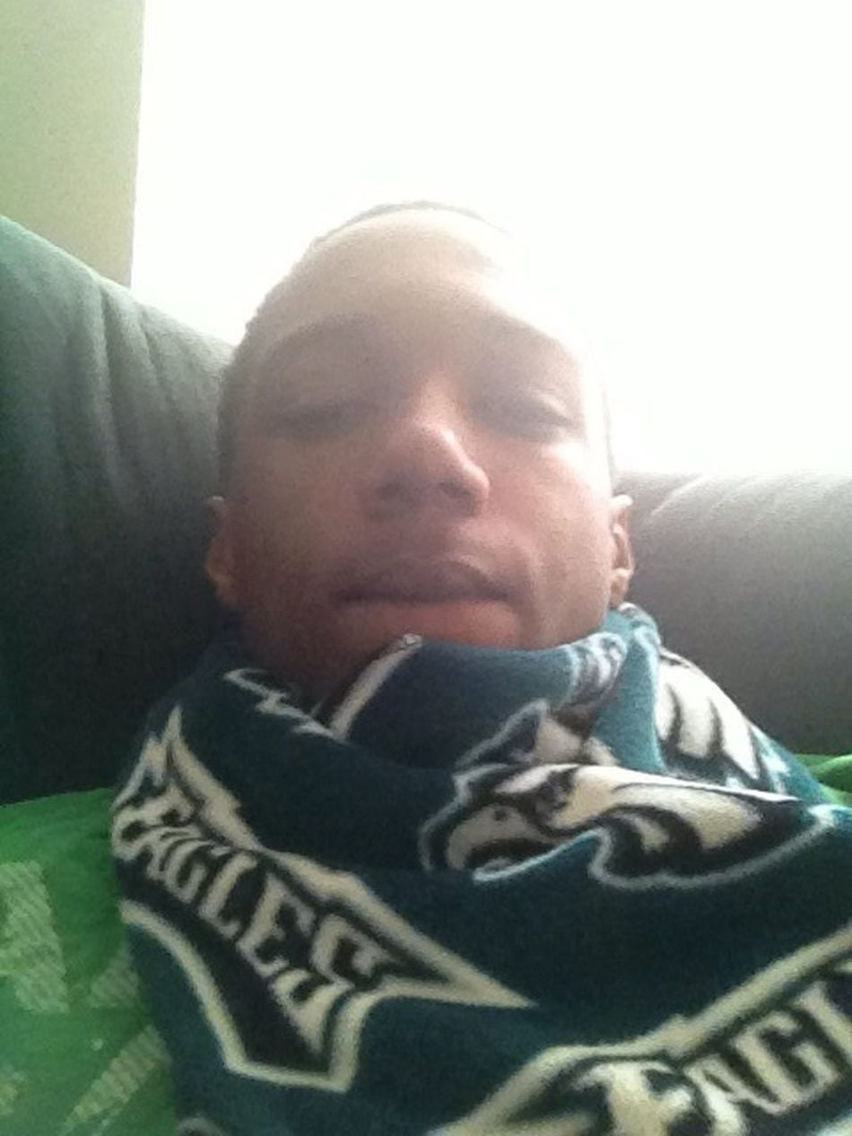 Eagles Scarf Today