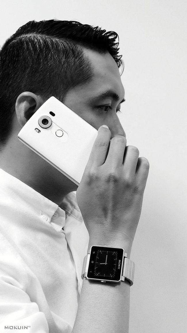 °°° Hitech °°° LG  V10 Sony Smartwatch2 That's Me Mokuin Effects & Filters B&W Portrait Hitech