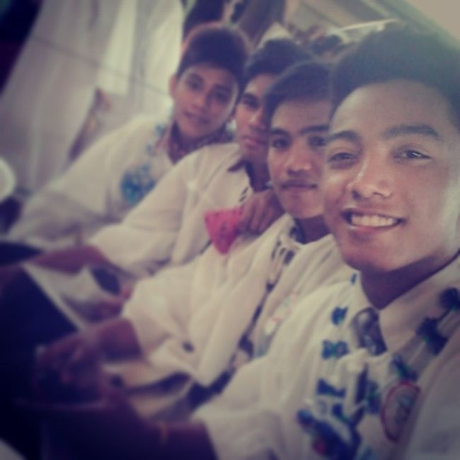 I'd be missing this selfie :) SSC :)