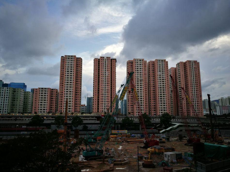 The City HongKong First Eyeem Photo