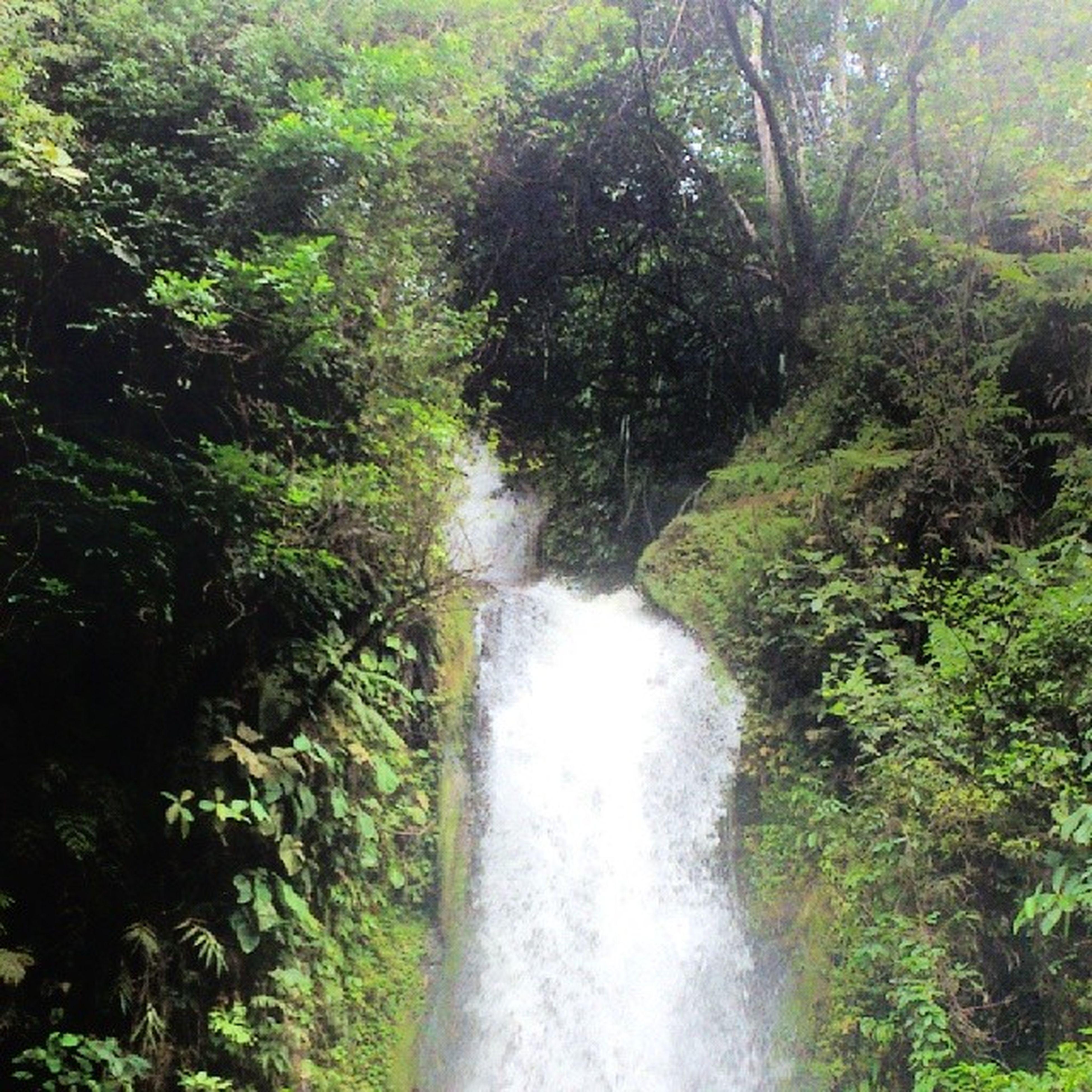 Waterfall Ayekterjun Cughup