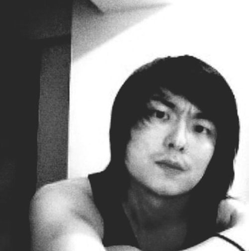 Self Portrait Selfie Black & White Eyeem Philippines wapaaaaaaaa