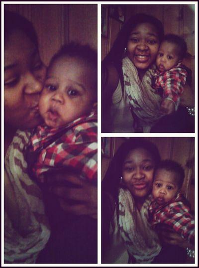 My Baby Kalee ♥