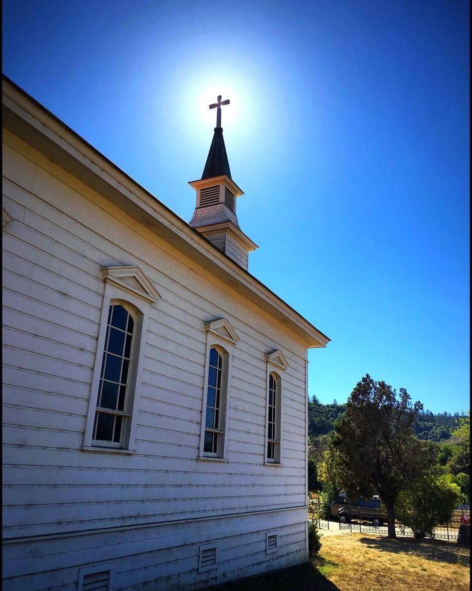 Church God Sun