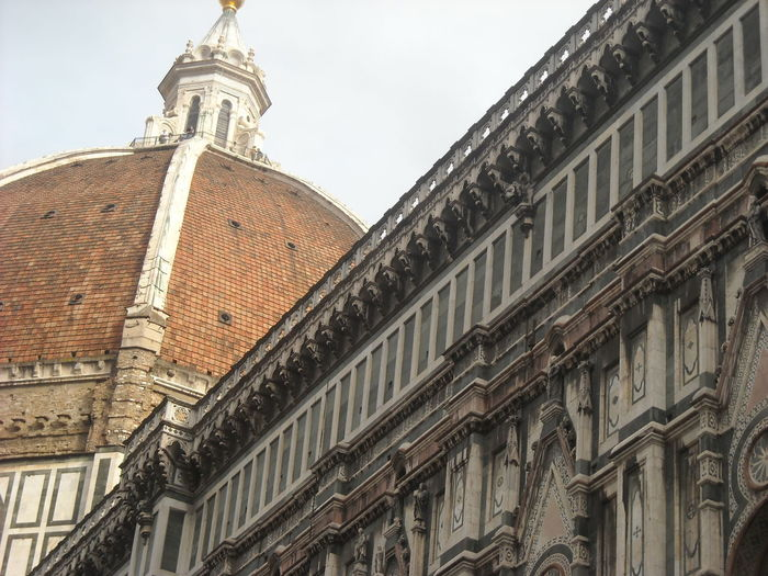 Europe Trip Medival City Structure Architecture Romantic Old Building Exterior Exterior View Medival Dome Florence Italy Old Medival Church Mediterranean  Medieval Duomo Di Firenze Duomo Florence