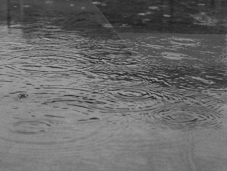 dissolving circles EyeEm EyeEm Best Shots Eye4photography  Eye4black&white  Raindrops Leica D-lux Typ109