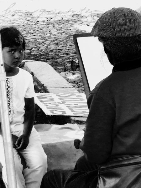 Borgiante Child Girl Mexico Model Modeling Portrait Streetphotography Tepotzotlan