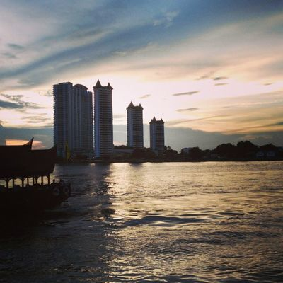 Choupraya River Thailand 💕