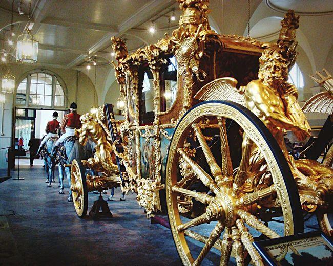Royal Carriage Royalty Royal Carriage Taking Photos Enjoying Life