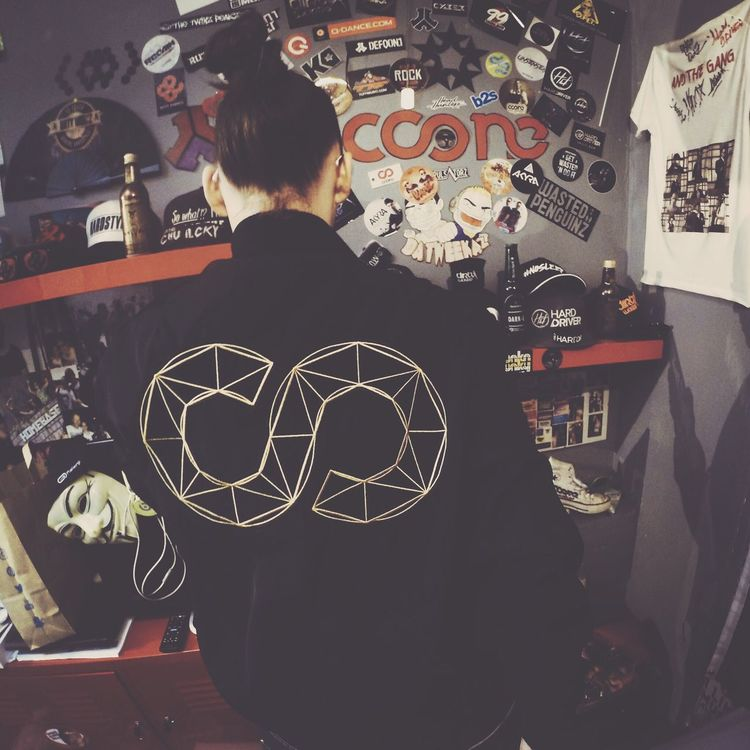Full support for Coone Coone Hardstyle Bombers GoPro Hero3+