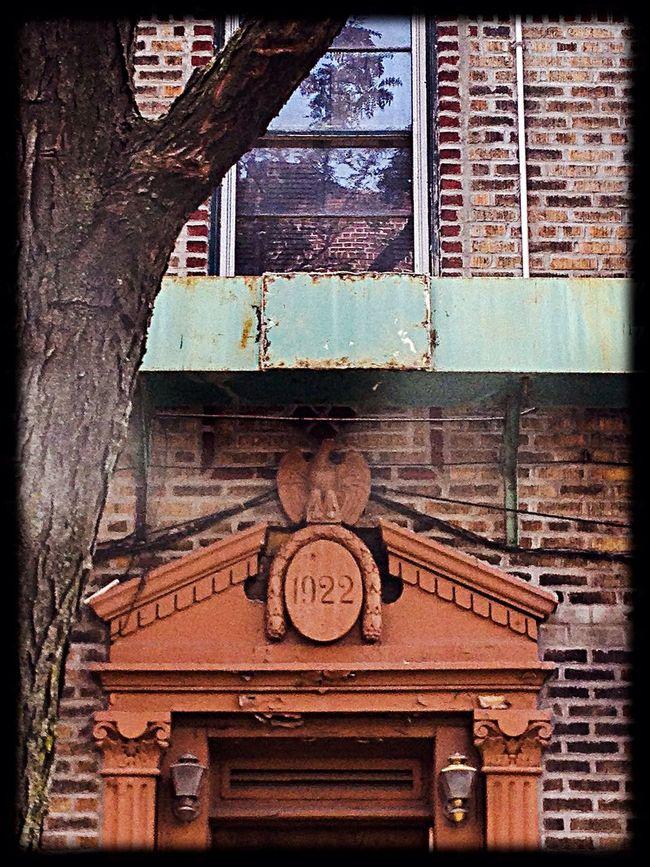 Doorway to building Nicolas Cage lived in in the movie Moonstruck Moonstruck Snapoutofit Oldnewyork Babsnewyork