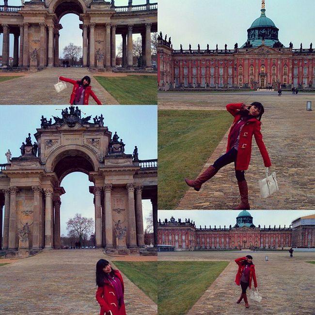 Neuespalais Berlin Germany Happy weekend