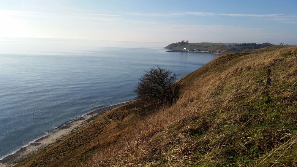 Samsung Galaxy S5 Ocean View Sweden Sweden-landscape Sea And Sky Seaside