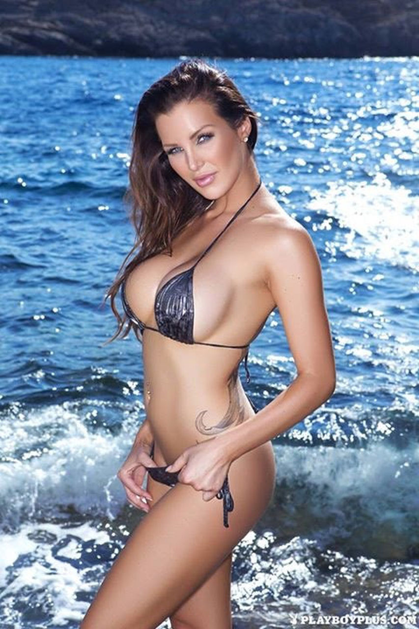 bikini, portrait, beauty, beautiful woman, looking at camera, beautiful people, sea, one person, young adult, fashion, standing, summer, sunlight, water, long hair, young women, confidence, beauty in nature, lifestyles, nature, only women, women, fashion model, outdoors, beach, day, glamour, adult, one woman only, one young woman only, blond hair, adults only, people, close-up