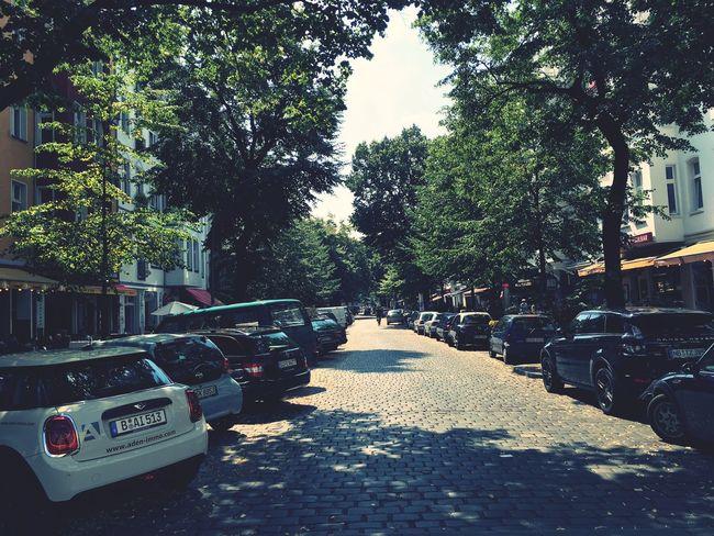 ナンテコトナイ街なのに。 Berlin