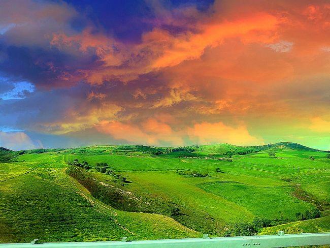 Landscape Landscape Landscape #Nature #photography EyeEm Best Shots - Landscape Colorful Sky Collection