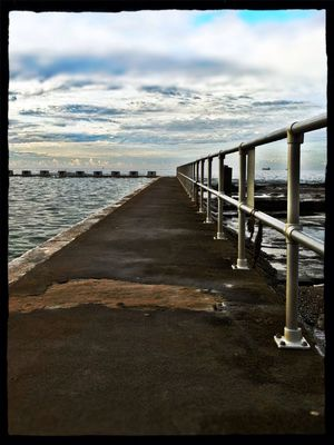 iPhoneography at Merewether by Gina Lynch