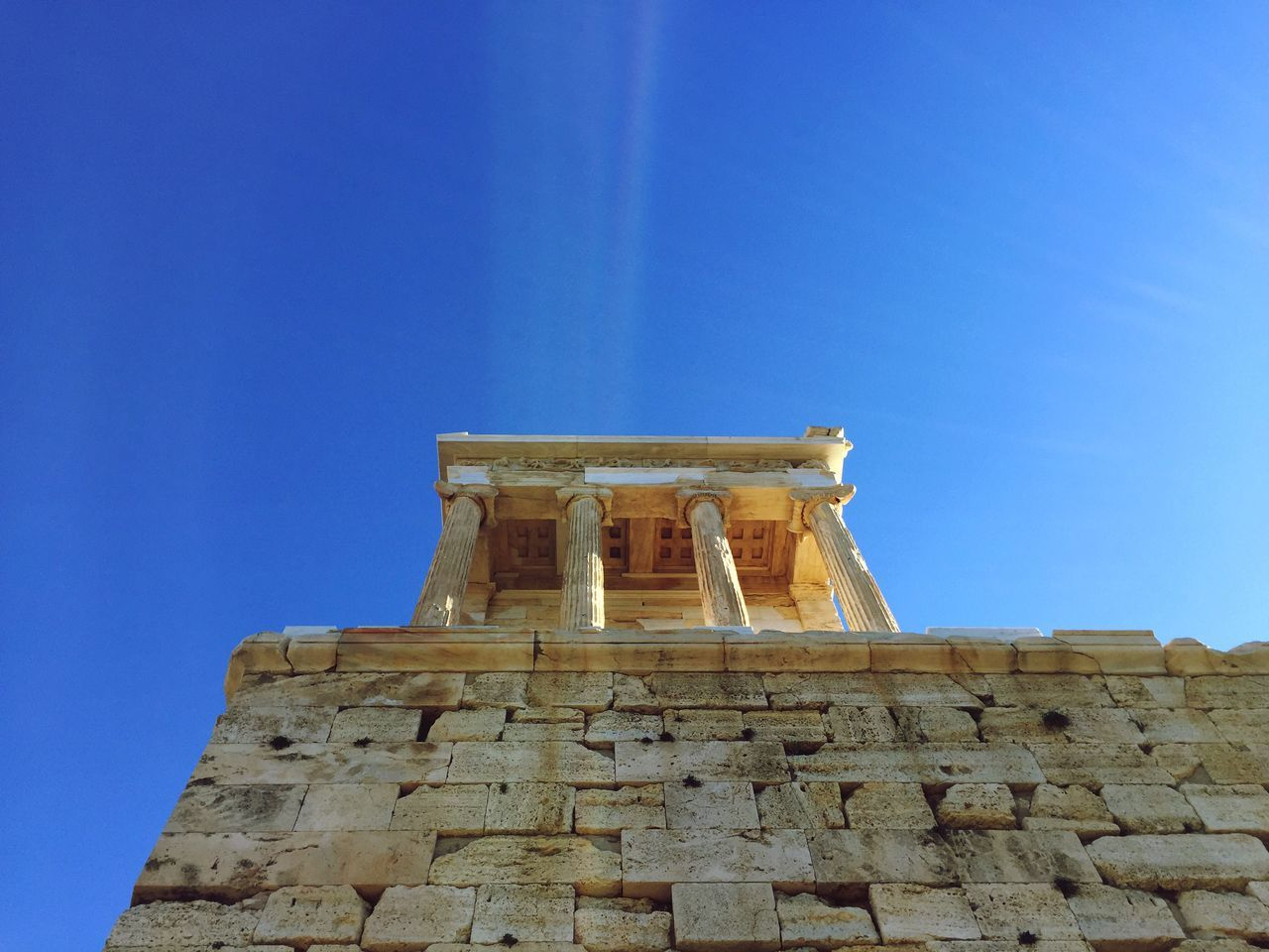 Beautiful stock photos of athens, Ancient, Archaeology, Architectural Column, Architecture