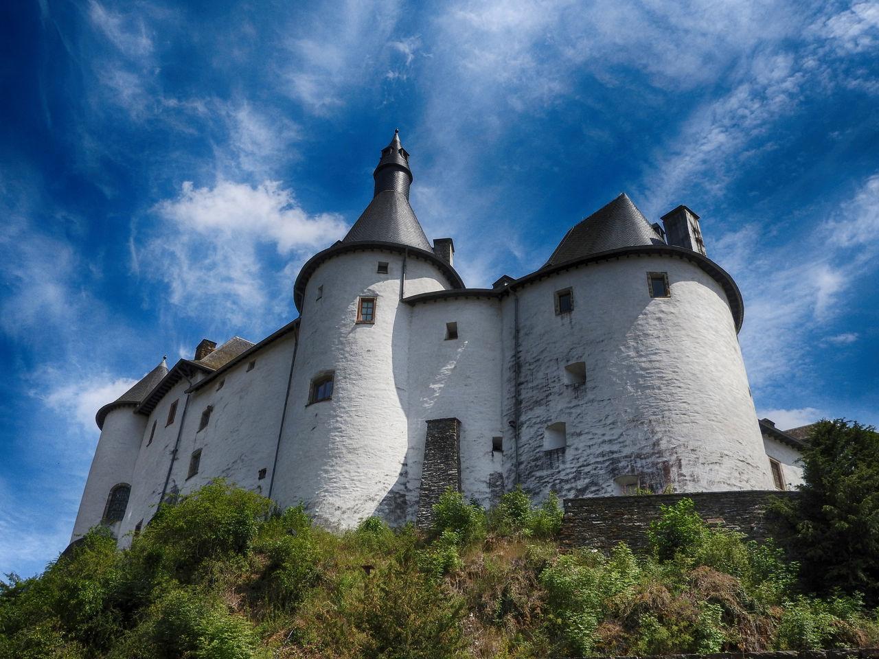 Architecture Built Structure Castle Château Château De Clervaux Historical Building History My Point Of View Travel Destinations