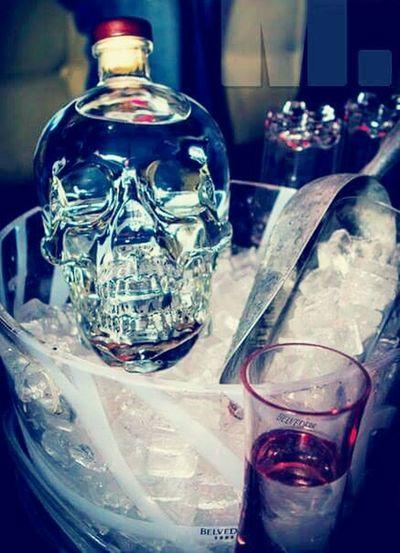 Get drunk. ? Drinking Party