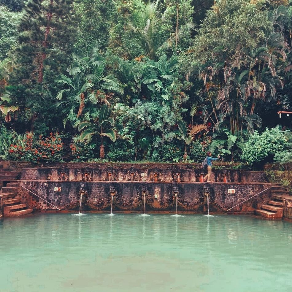 Bali, Indonesia Spring Water Outdoors Traveling