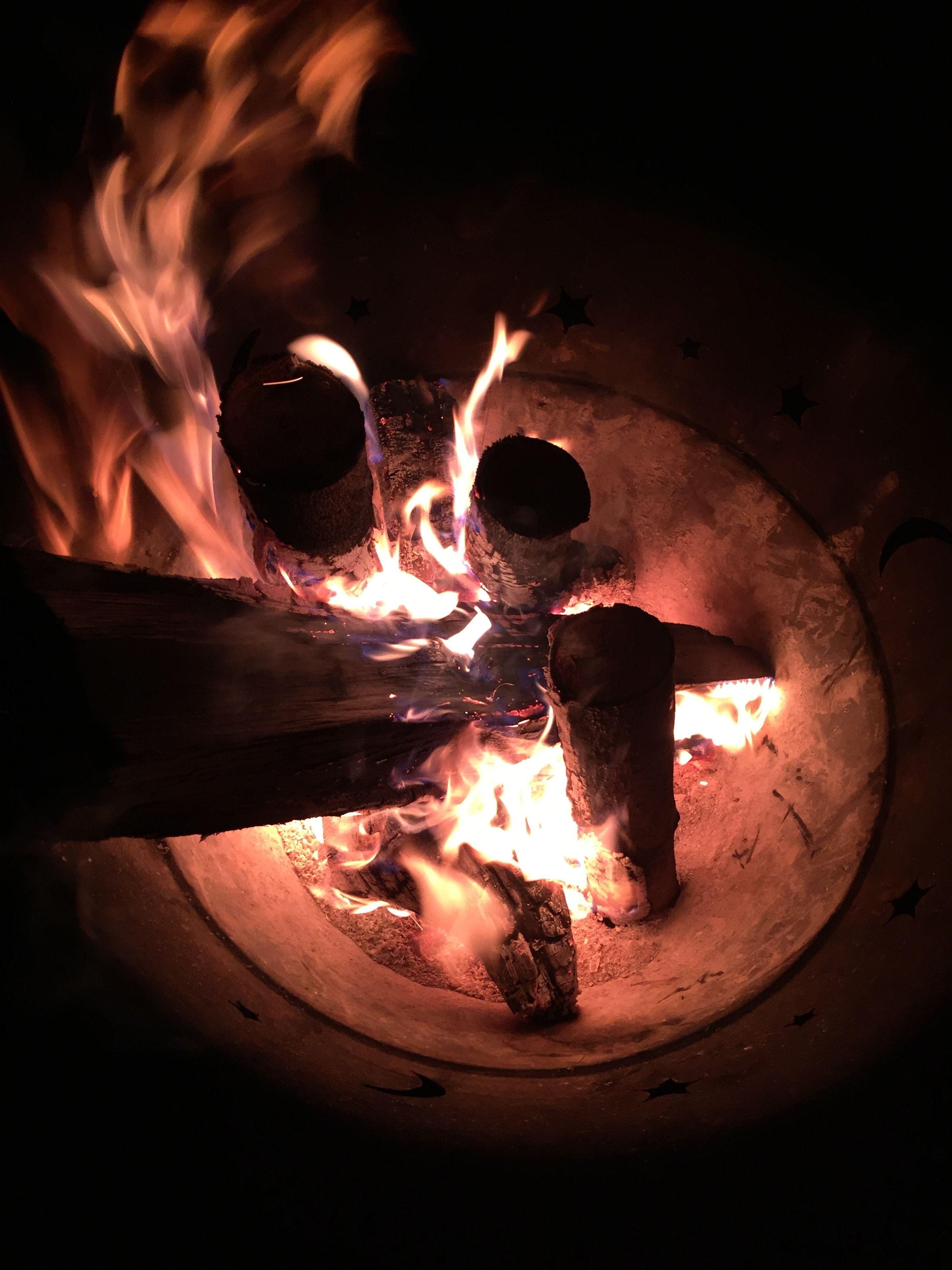 fire - natural phenomenon, flame, burning, heat - temperature, glowing, night, no people, motion, close-up, bonfire, outdoors, ash
