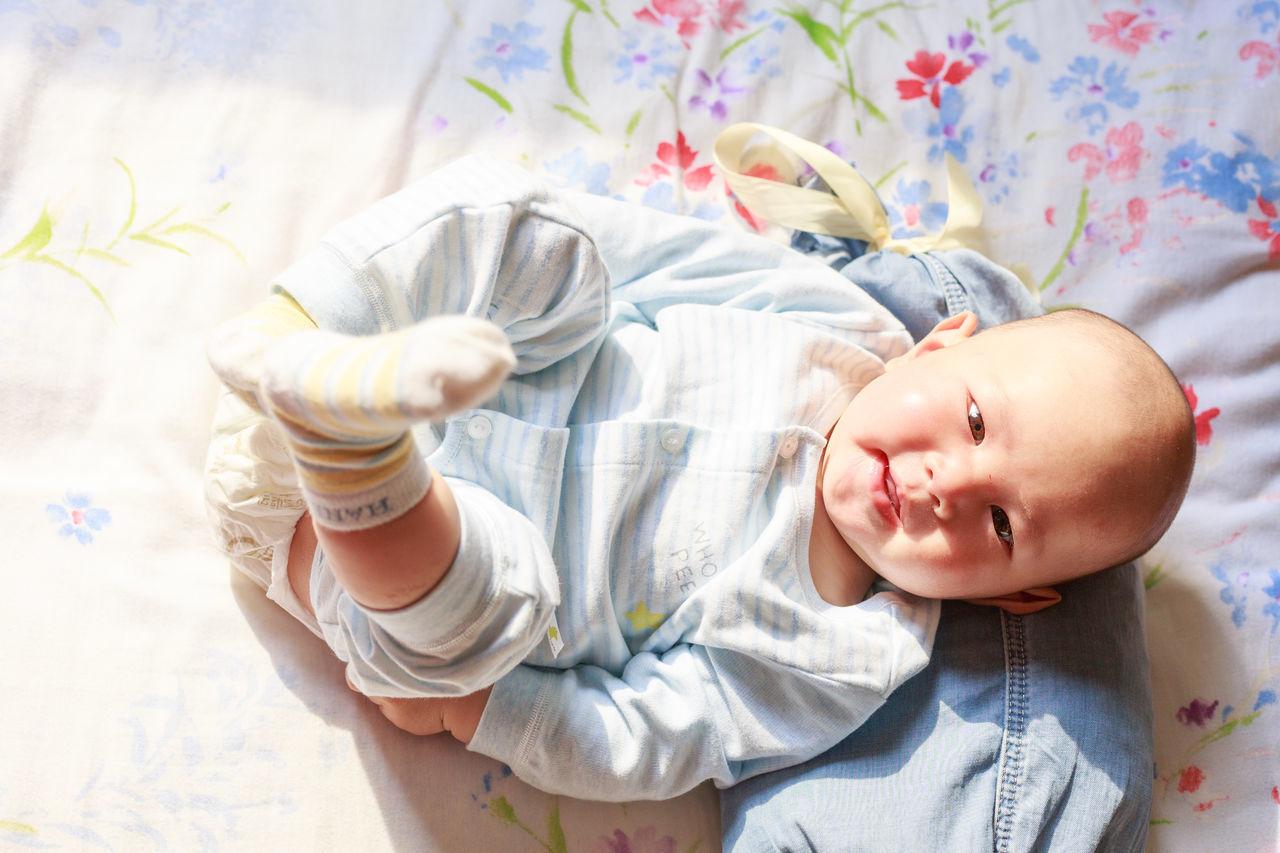 Beautiful stock photos of medizin, innocence, childhood, high angle view, baby
