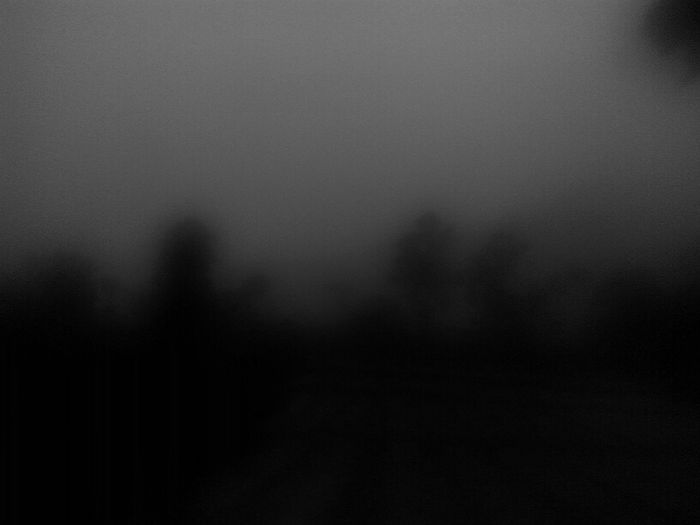 First Rain Storm 2013