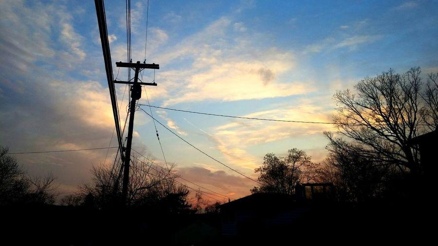 Sunset Authentic Sun First Eyeem Photo