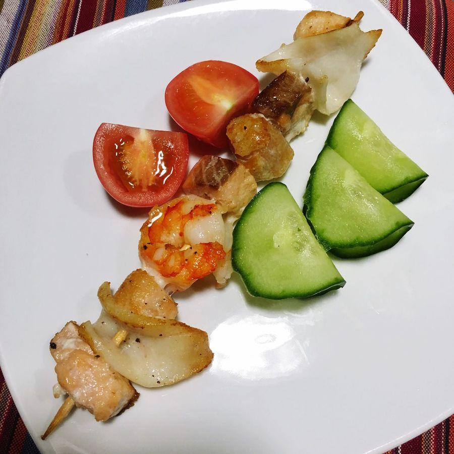 Kebab Food Delicious