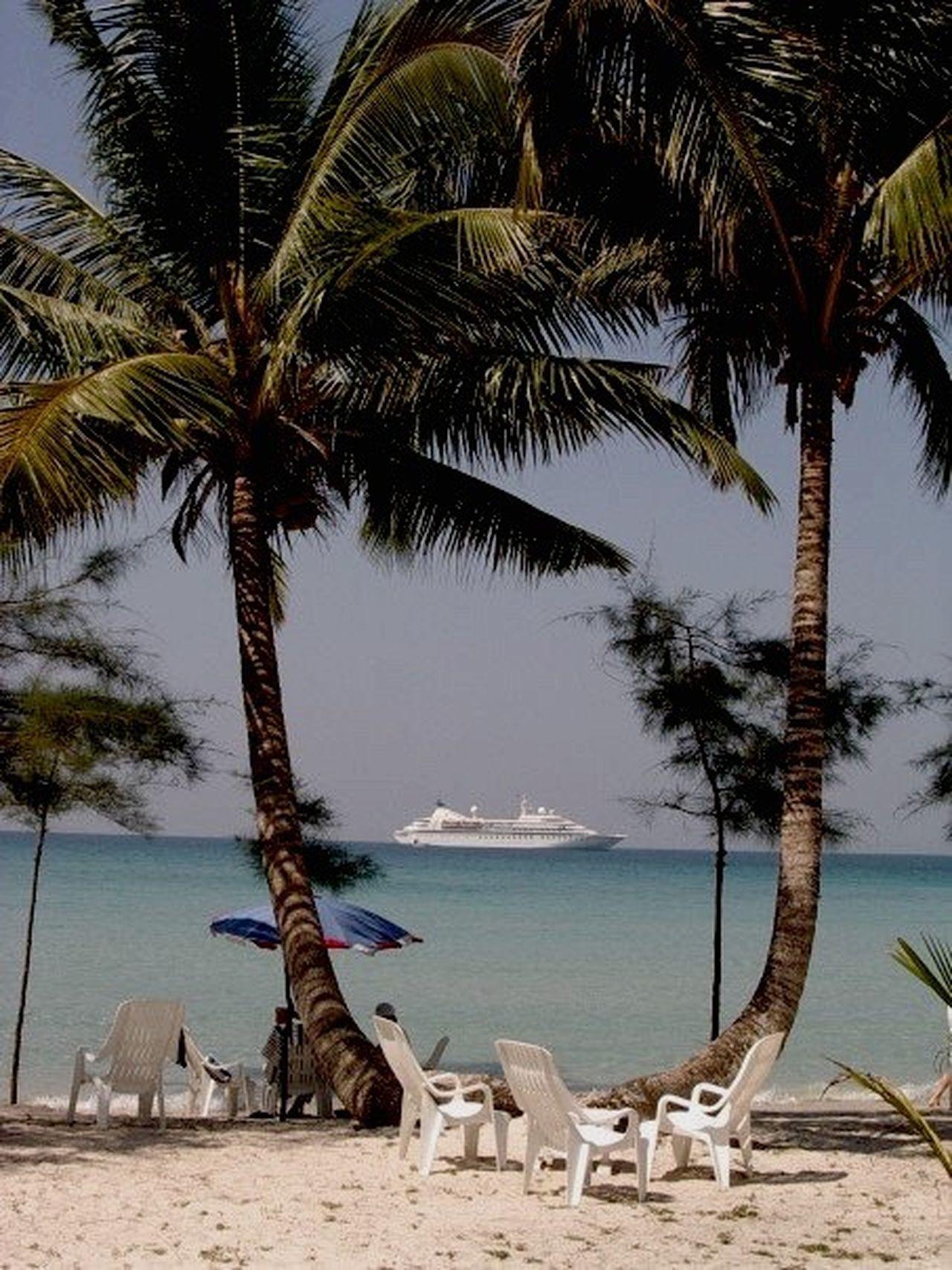 Seabourn Spirit Cruise Ships Thailand Ko Kut Island
