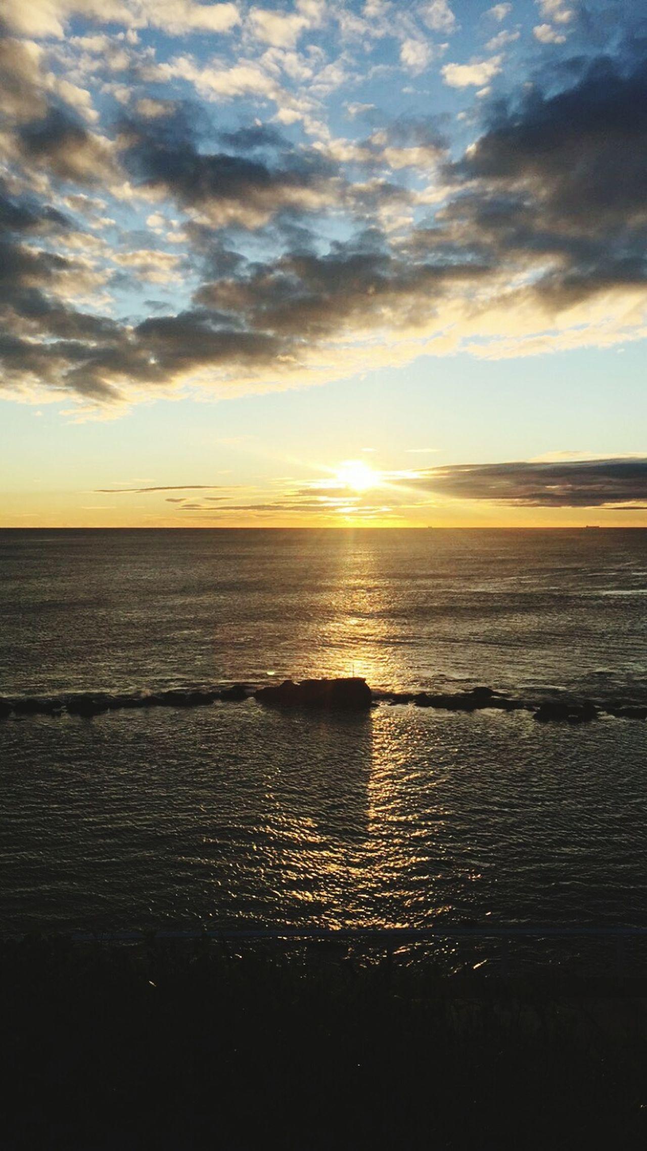 Sunset Water Nature