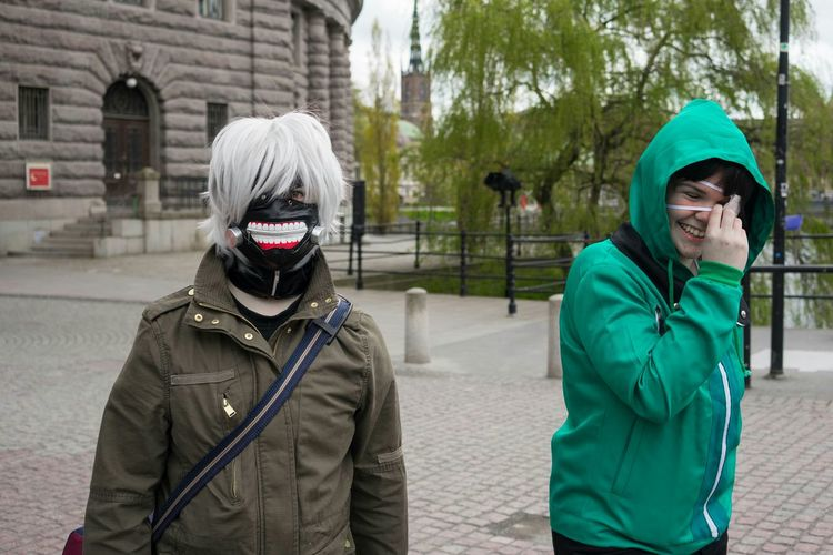 My Country In A Photo Stockholm Sweden Drottninggatan Tokyo Ghoul Manga Meet Your Idols The Portraitist - 2017 EyeEm Awards
