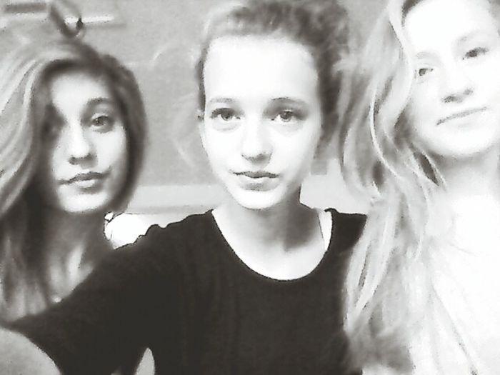 Friends Girls. Kociaki