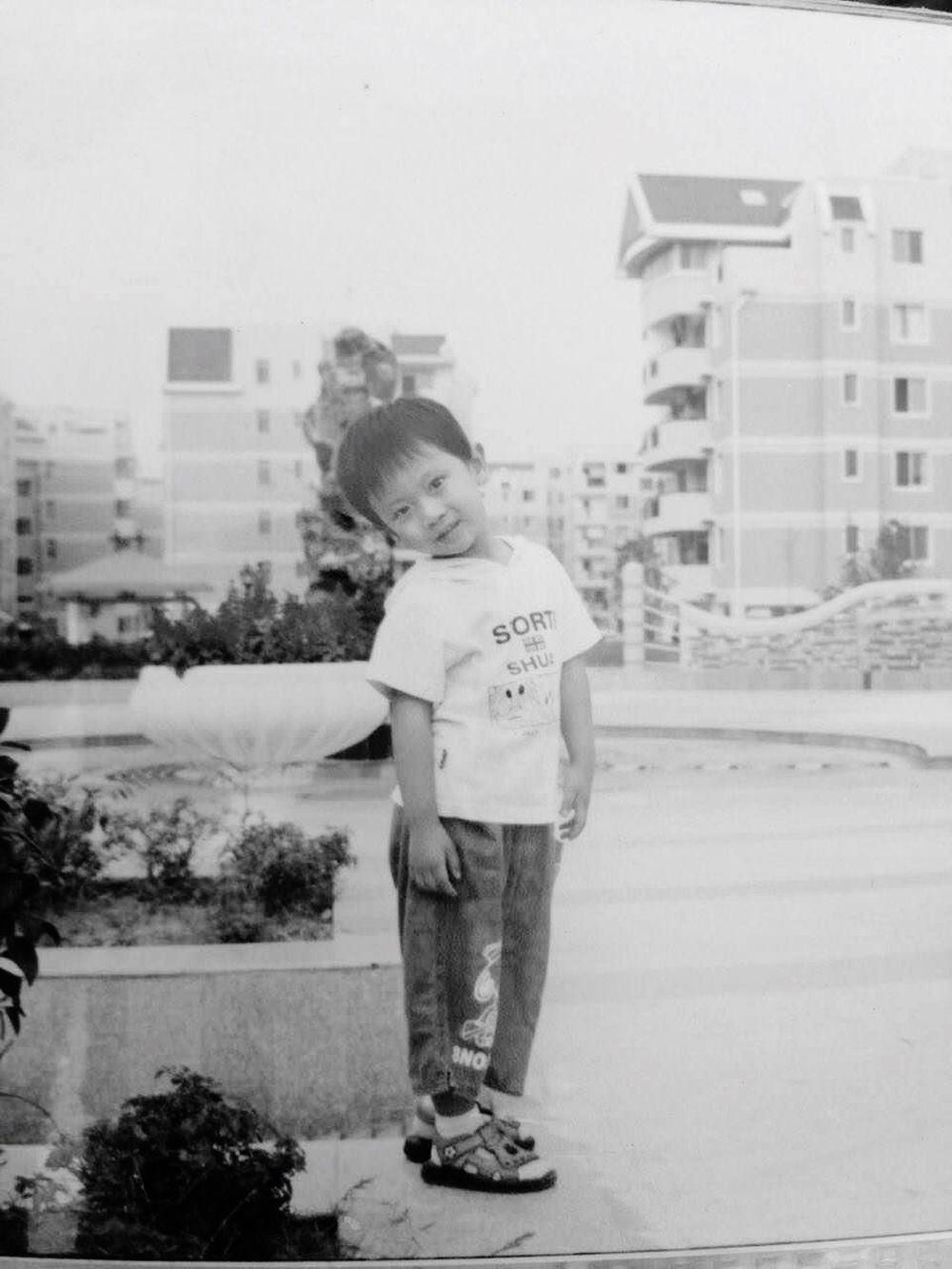 我的小时候😉😉